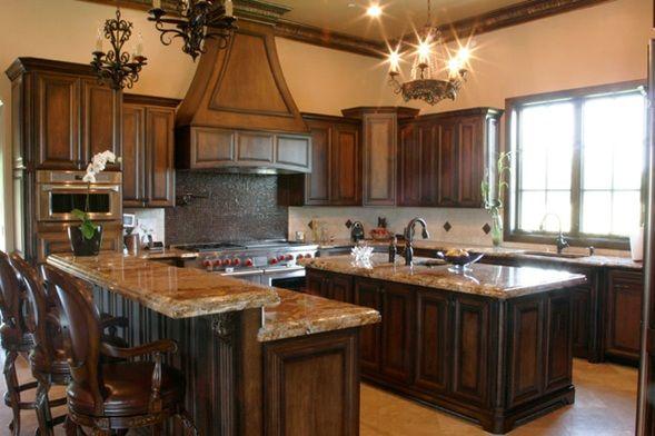 Decoracion de interiores de casas rusticas modernas - Decoracion de cocinas rusticas modernas ...