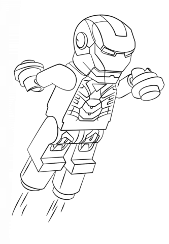 Stunning Coloriage Iron Man Lego Coloriage Lego Coloriage Iron