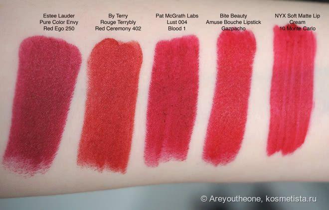 Lust Lip Gloss by Pat McGrath Labs #7
