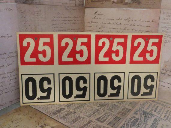 Vintage Paper Ephemera Vintage Ice Display Sign by oZdOinGItagaiN, $15.00