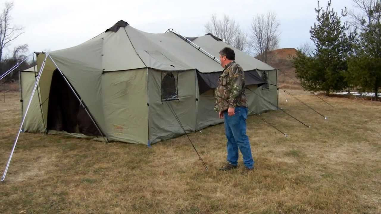 Cabelau0027s Alaknak Tent 13x27 & Cabelau0027s Alaknak Tent 13x27   HUNTING u0026 OUTDOORS GEAR   Pinterest ...
