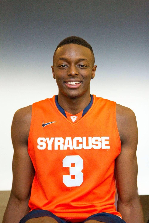 Jerami Grant Leaving Su To Enter The Nba Draft Syracuse Basketball Nba Draft Okc Thunder