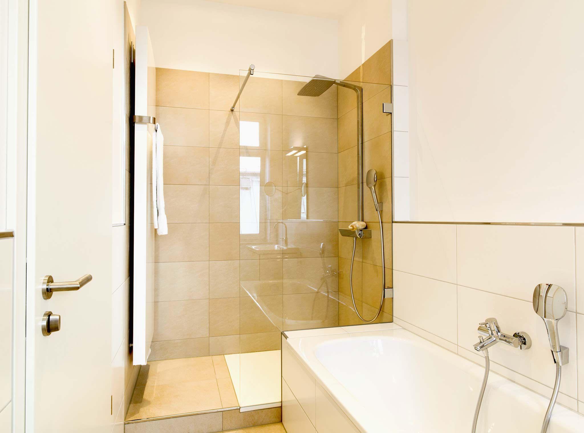 Gemauerte Dusche Ohne Glas Google Suche Beton Badezimmer
