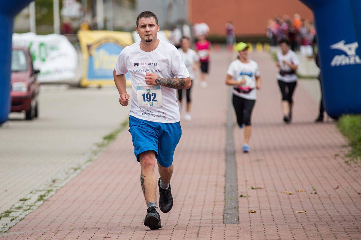 XX Międzynarodowy Tyski Bieg Uliczny oraz IV Tyski Półmaraton / 20th Tychy International Street Run and 4th Tychy Half-Marathon in Tychy (Poland).