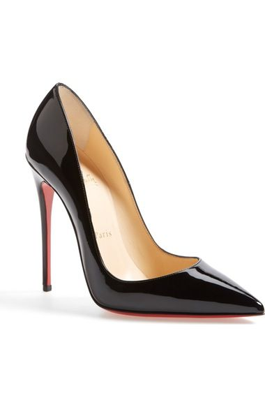 7407f0b781f Christian Louboutin 'So Kate' Pointy Toe Pump available at ...
