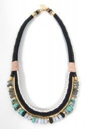 Lizzie Fortunato Jewels // Mesa II Necklace