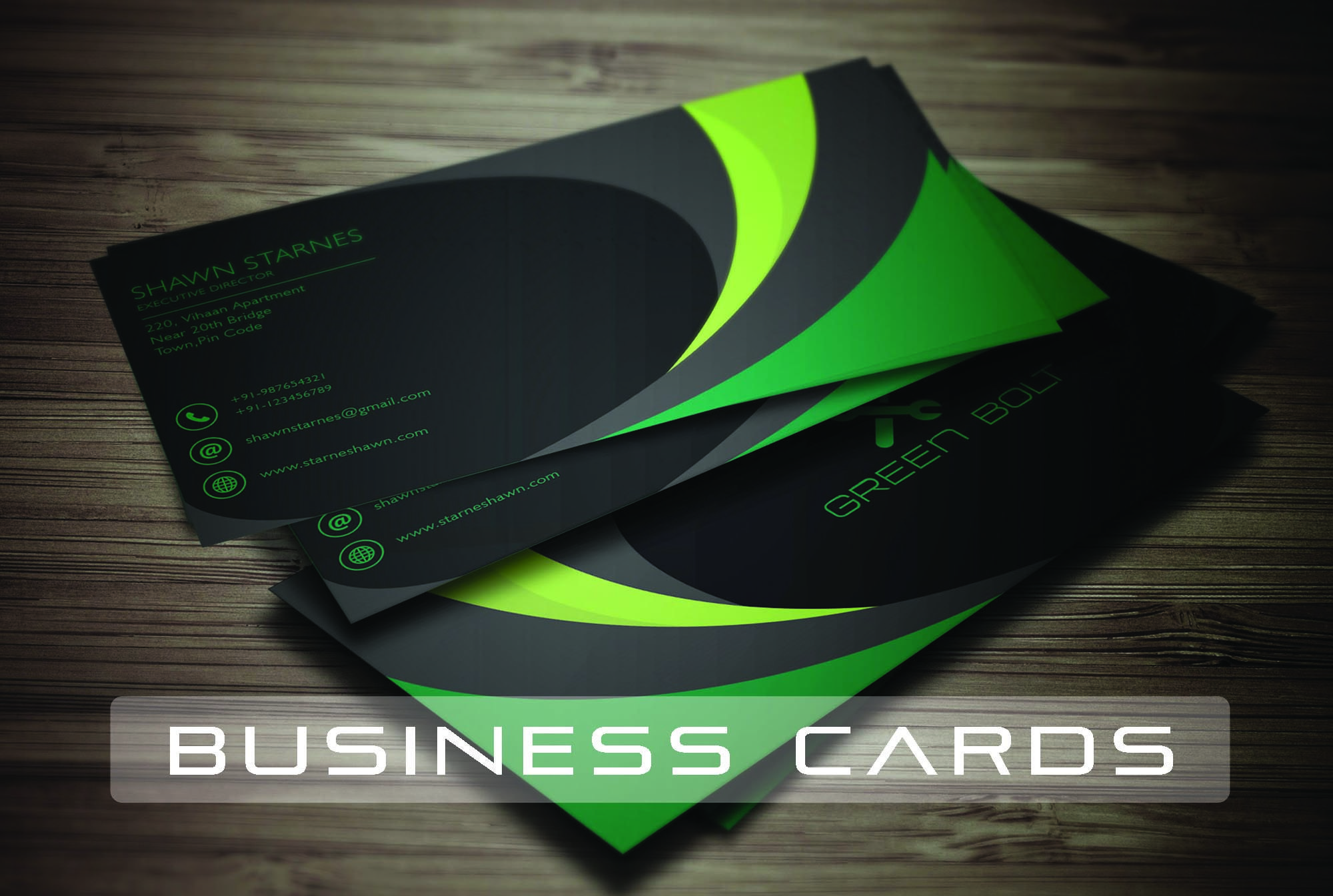 Get Everything You Need Starting At 5 Fiverr Cool Business Cards Fiverr Business Cards