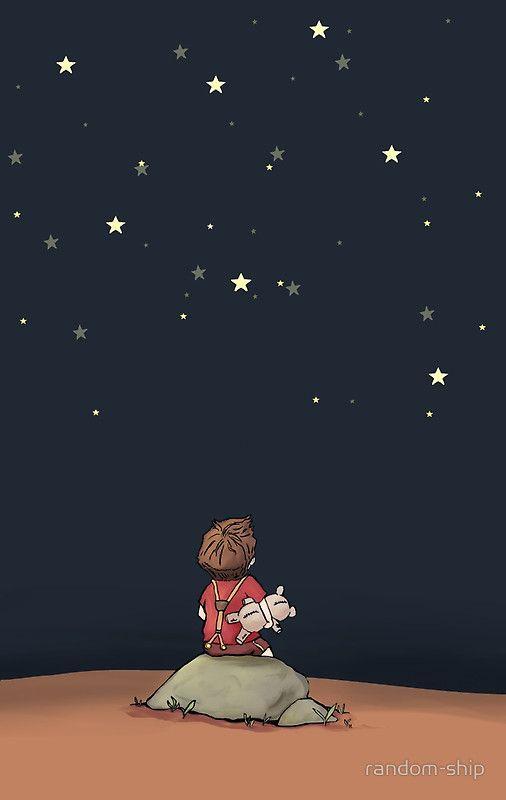 Dream Big Poster By Random Ship In 2021 Cute Wallpapers Cartoon Wallpaper Cute Cartoon Wallpapers