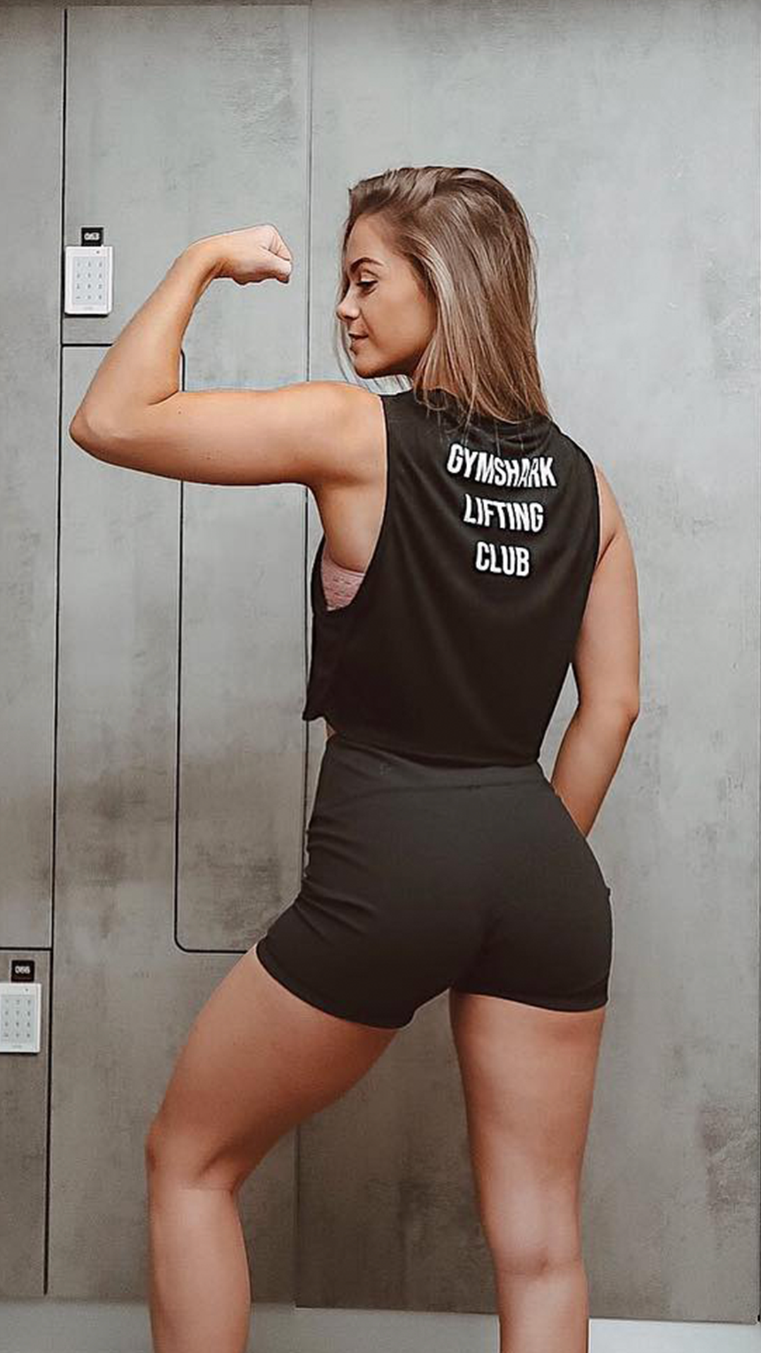 038b5940a9 The Gymshark Lifting Club.  Gymshark  Gym  Sweat  Train  Perform  Seamless   Exercise  Strength  Strong  Power  Fitness  OutfitInspiration  Womenswear   Chill ...