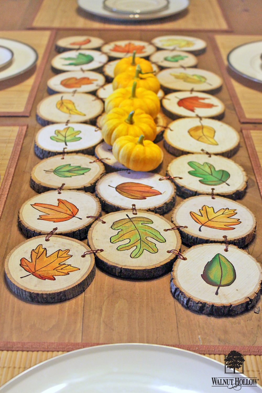 39+ Small wood slice craft ideas info