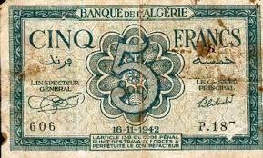 نقود الجزائر القديمة Dollar Us Dollars Personalized Items