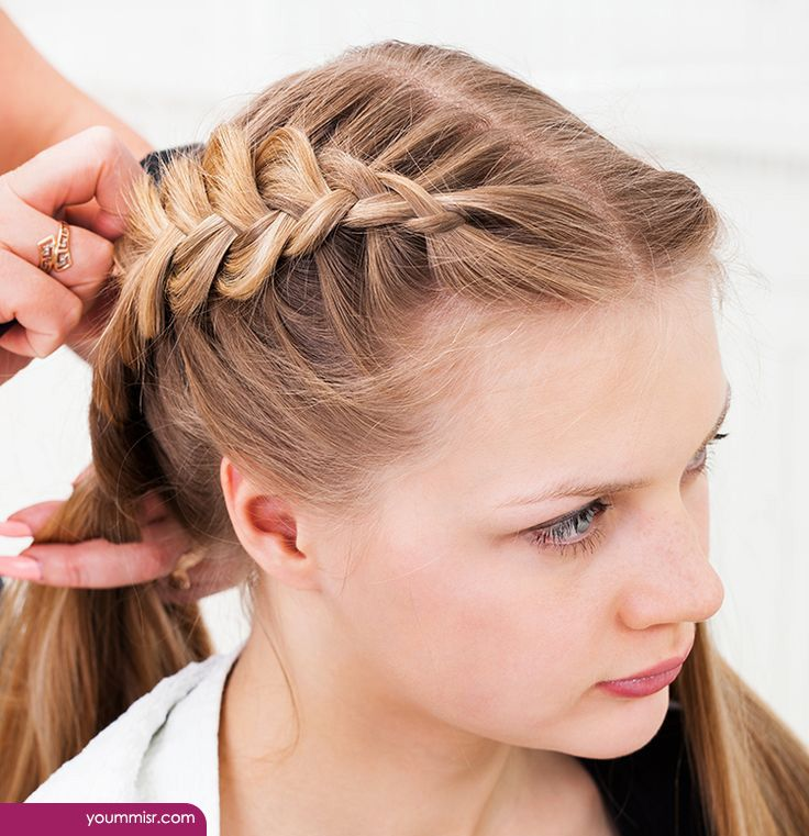 Outstanding Funny Hairstyles For School Girls And School Girl On Pinterest Hairstyles For Men Maxibearus