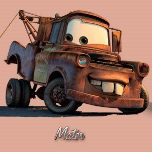 Disney Movie Cars I Love Toe Mator I Swear You Re Never Too