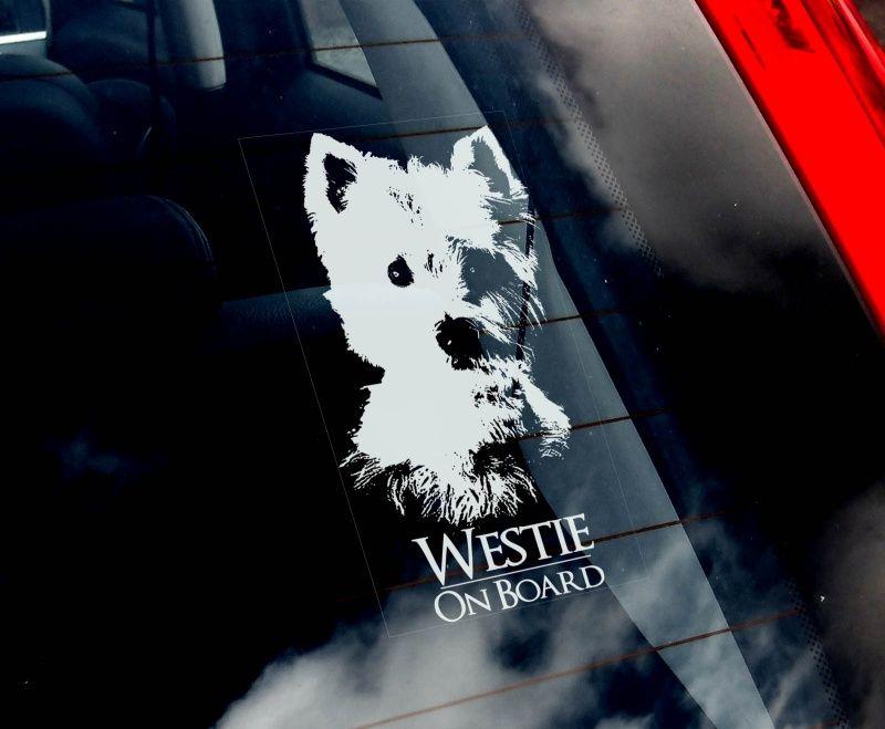 Irish soft coated wheaten terrier car window sticker dog sign n collar