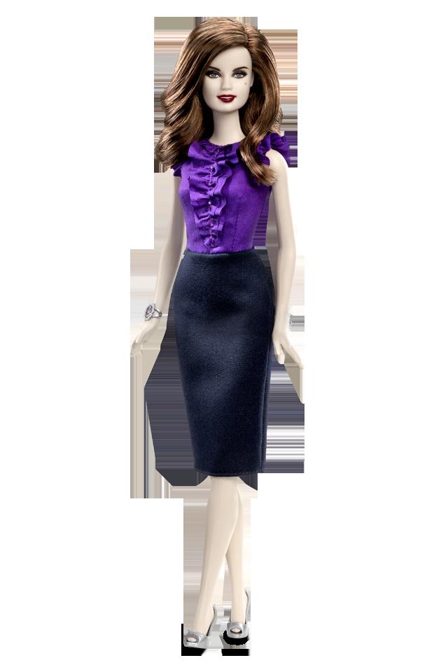 Breaking Dawn Part II Bella Doll Barbie Collector The Twilight Saga