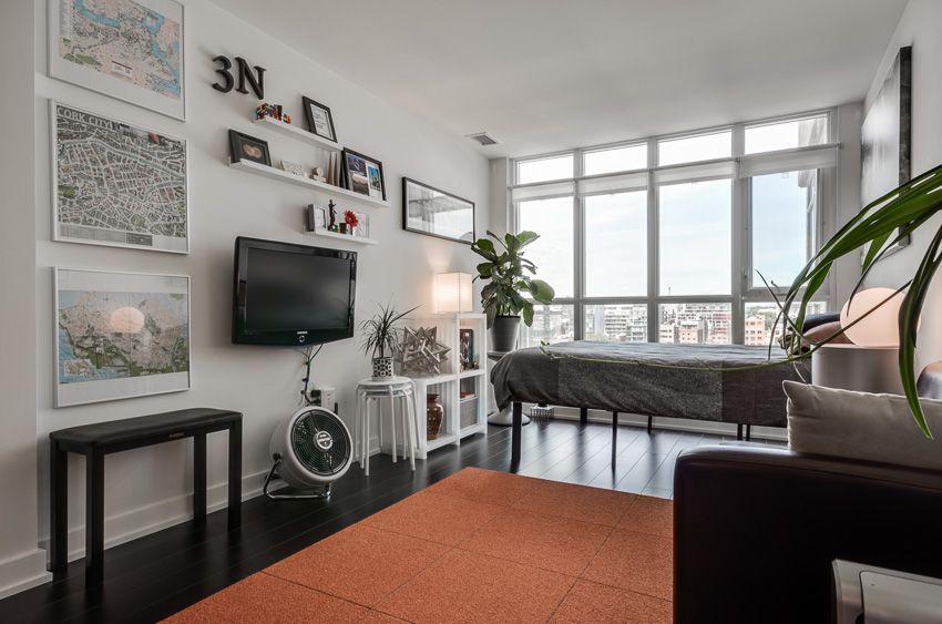 My Almost 400 Sq Ft Apartment Minimalist Living Room Apartment Minimalist Living Room Home