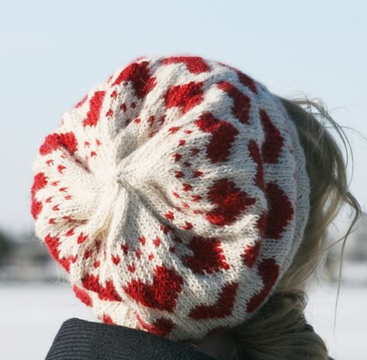 Ravelry: I Carry Your Heart pattern by Lindsay Ingram
