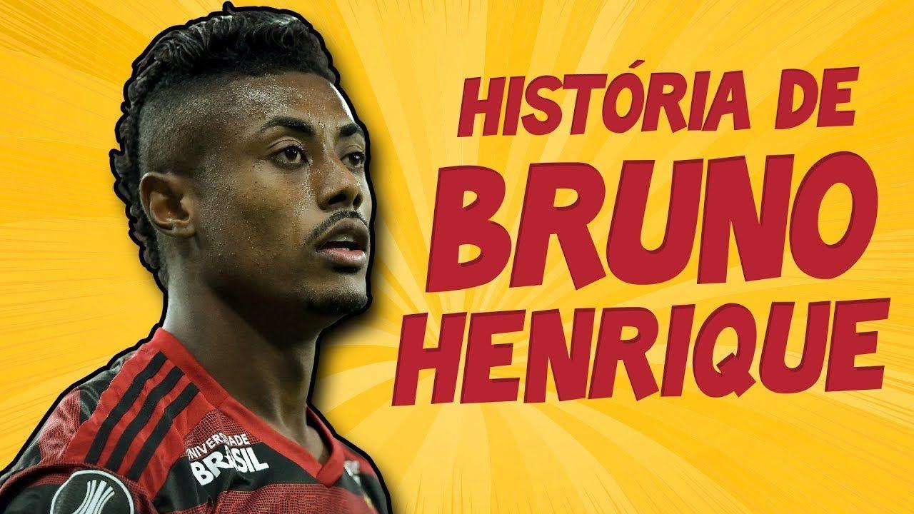 A EMOCIONANTE História De BRUNO HENRIQUE Do Flamengo E Da