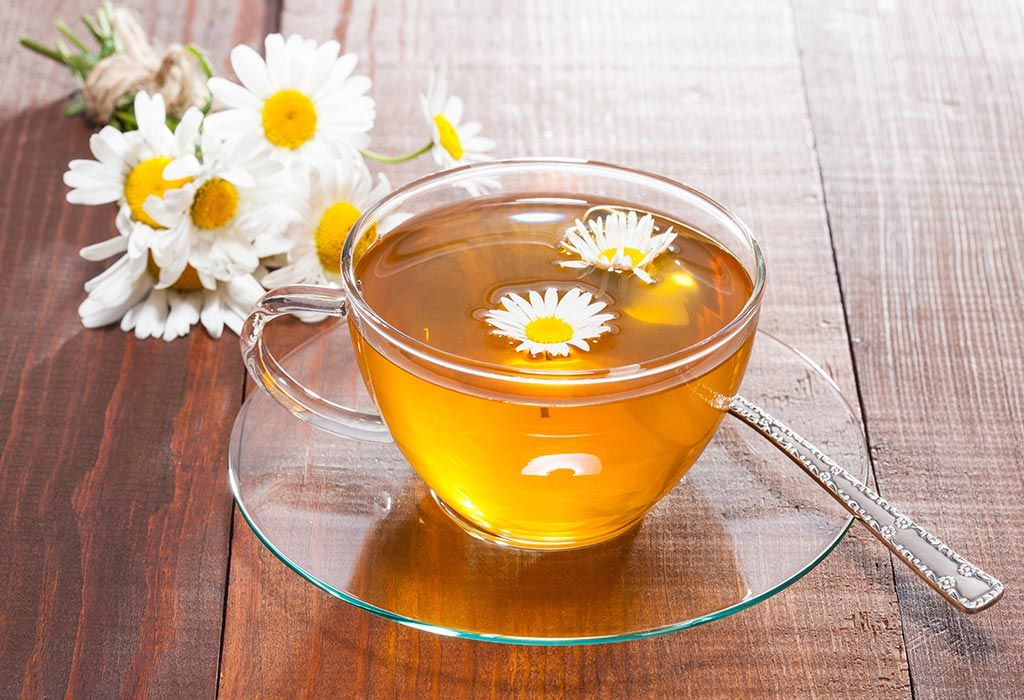 как заварить ромашковый чай для грудничка