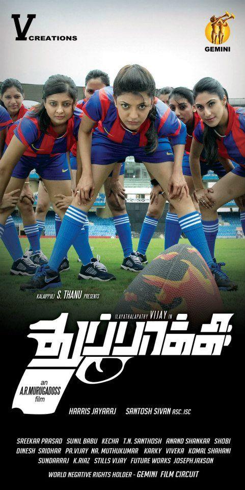 Thuppakki (2012) Tamil Movies Free Download Tamil Dubbed