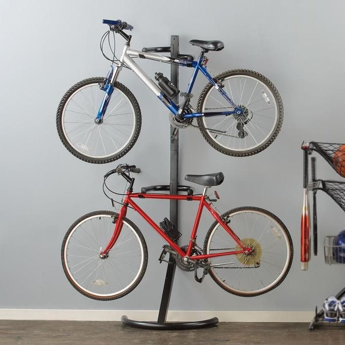 Garage bike stand garage bike storage garage bike and storage garage bike stand solutioingenieria Images