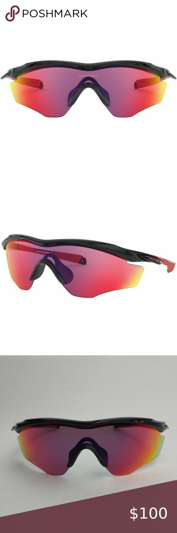 Oakley M2 Frame Xl Prizm Road Sunglasses Sunglasses Oakley Sunglasses Accessories