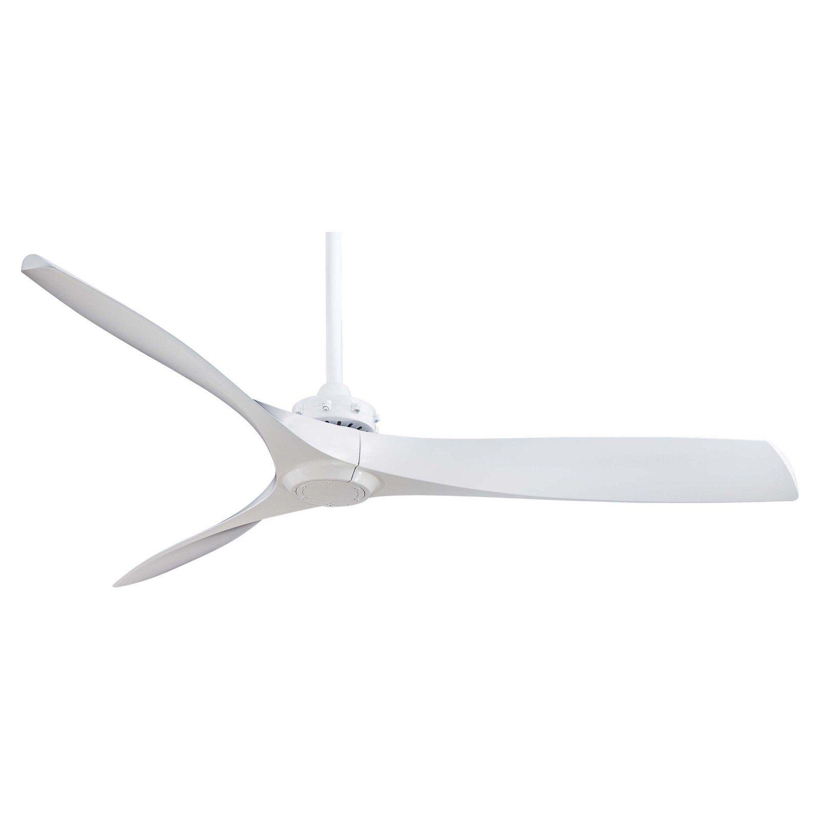 Minka Aire Aviation Ceiling Fan White Ceiling Fan Minka Aire Minka
