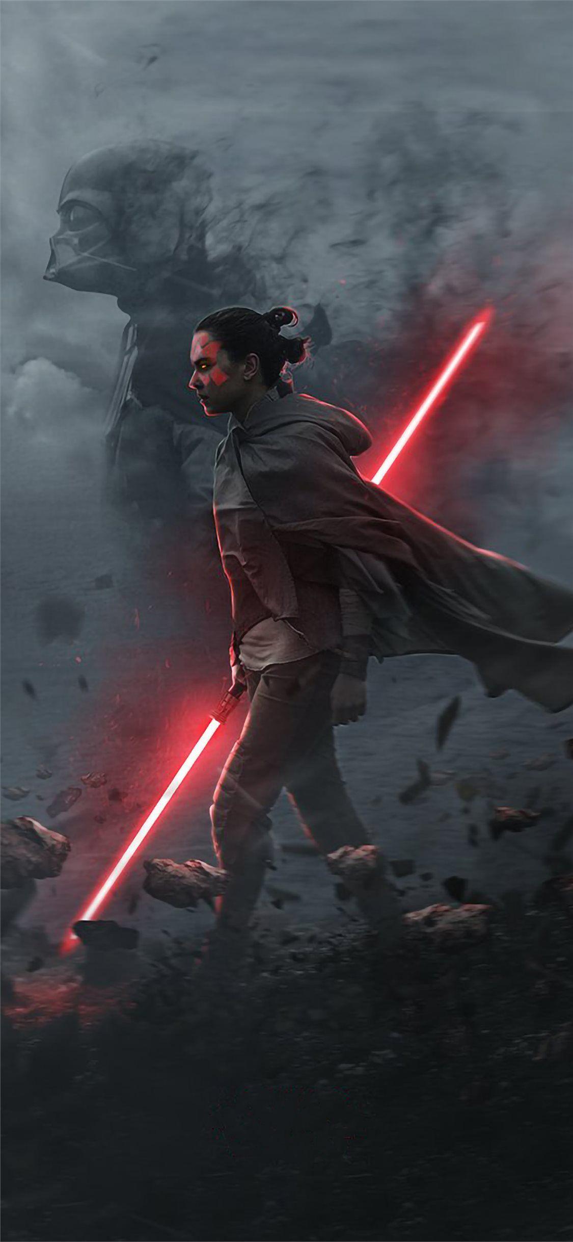 Dark Rey Darth Maul Wallpaper Dark Rey Rey Star Wars