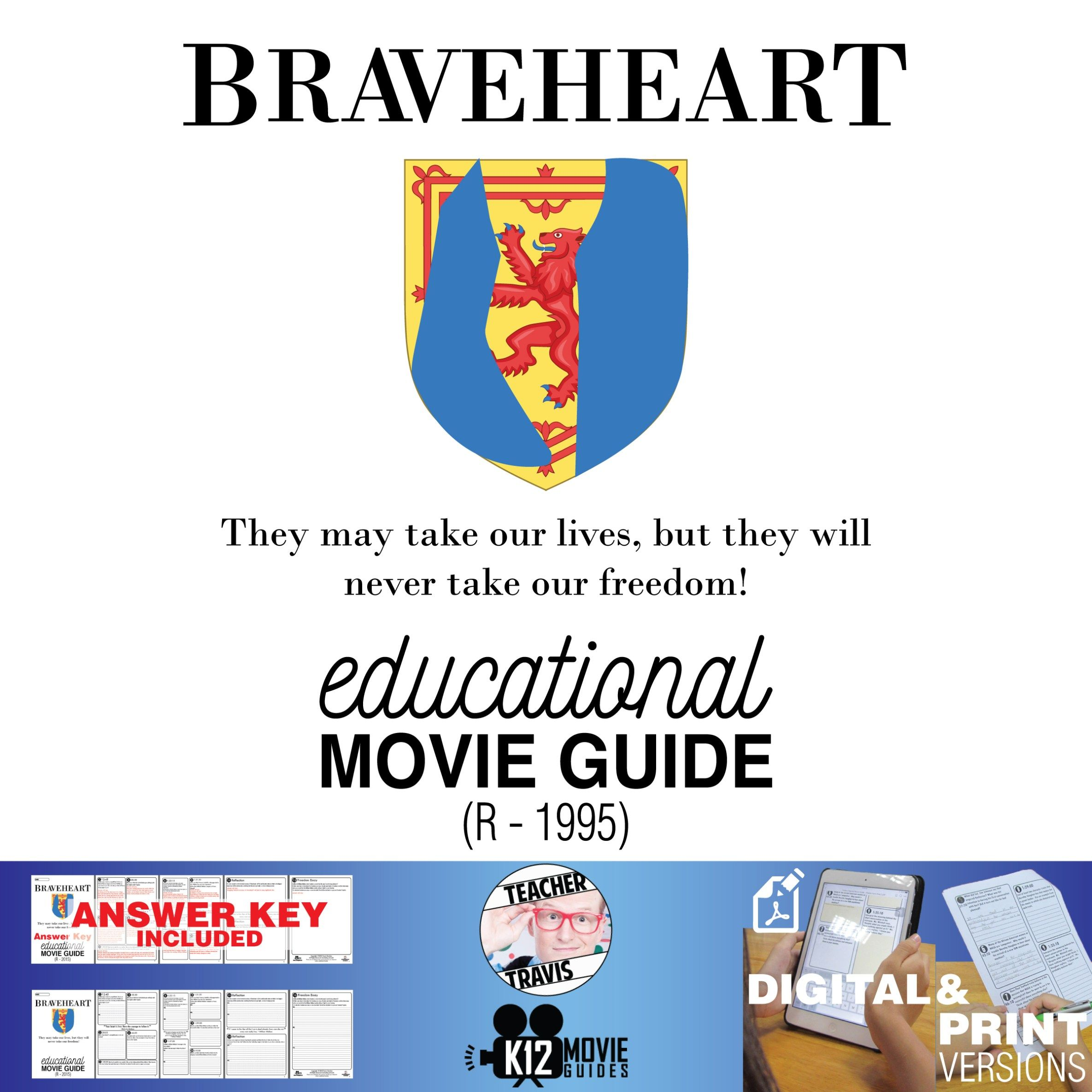 This Braveheart Movie Guide