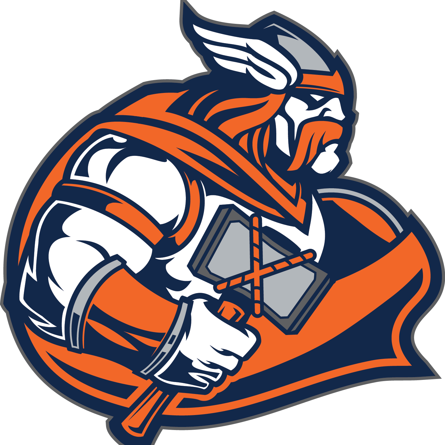 orange high school football logos wwwimgkidcom the