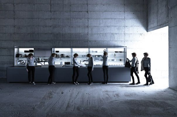 Valcucine New Logica System Kitchen by Gabriele Centazzo | Kitchen ...