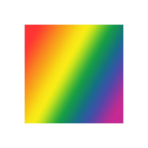 Gay Pride Gradient Art Print ($14) ❤ Liked On Polyvore Featuring Home, Home