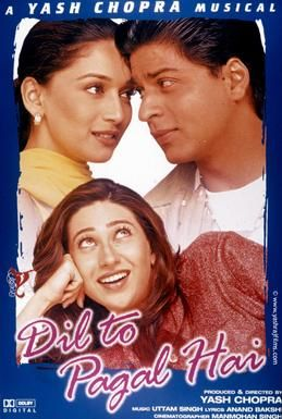 Dil To Pagal Hai Wikipedia Bollywood Movie Songs Srk Movies Best Bollywood Movies