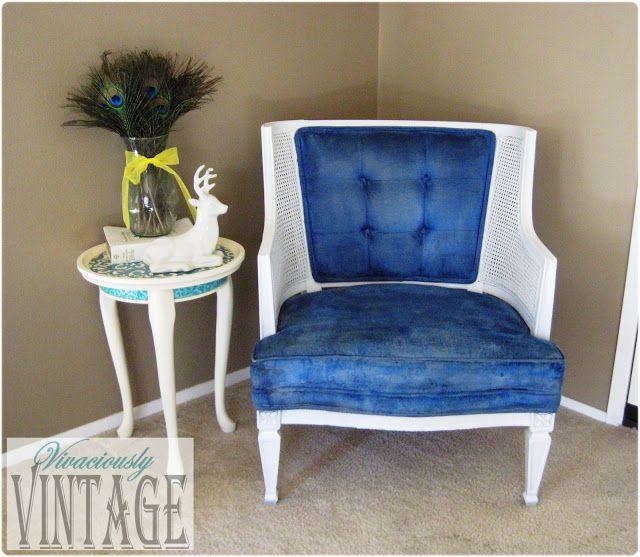 Rit Dye To Re-dye Furniture!