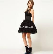 Resultado de imagen para vestidos negro de noche