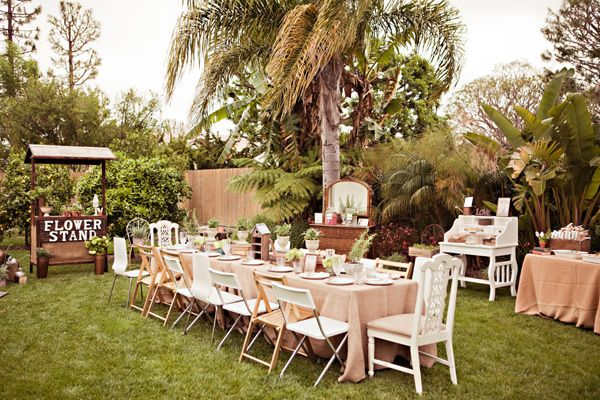 Bridal Shower Inspiration, Vintage Garden Bridal Shower Inspiration, Blueberry Bridal Shower Inspiration, Backyard Bridal Shower Inspiration, Jesi Haack Designs, JL Designs, Dave Richards Photography