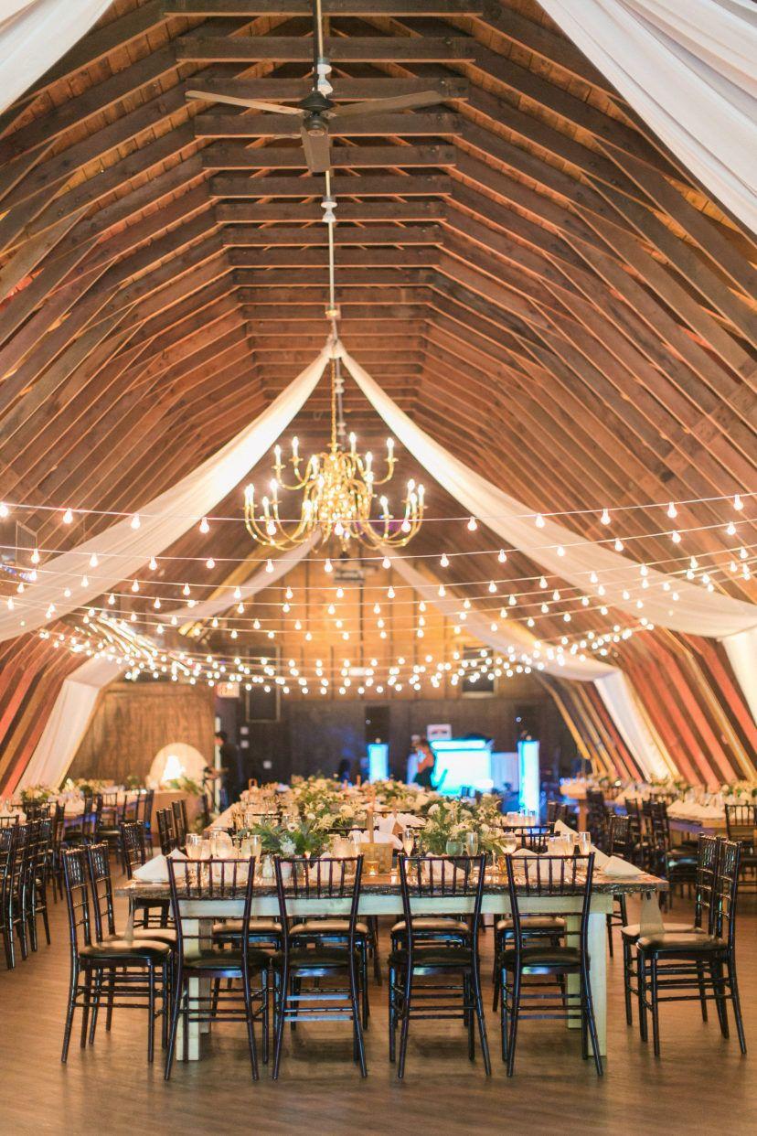 Gorgeous Rustic Farm Wedding with Purple Details