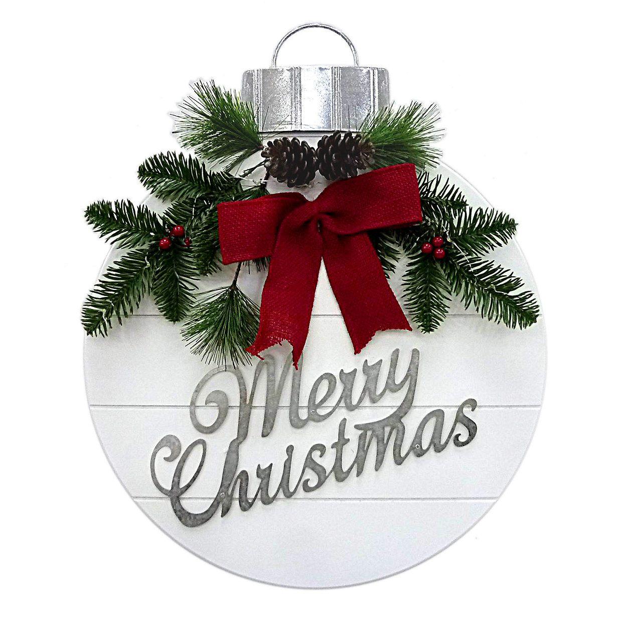 St. Nicholas Square Light-Up Christmas Ornament Wall Decoration -   20 christmas decorations ideas