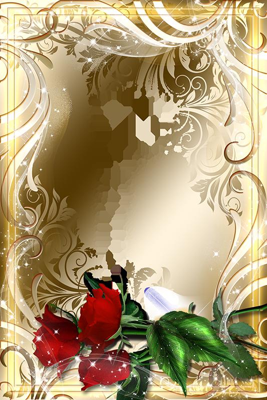 Свое лицо, официальная рамка для поздравления с днем рождения мужчине