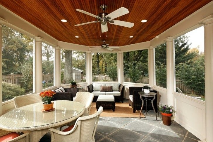 Appealing Porch Design To Create Comfortable 3 Season Rooms Free Our Friend Sunroom Furniture Traditional Porch Design Remodel