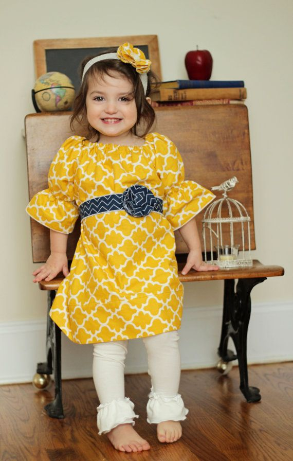 Toddler Girls Dress Boutique Girls Dress Spring Outfit