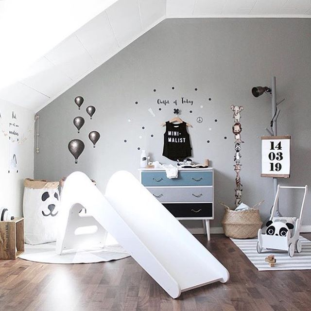 Introducing Jupiduu, The Most Incredible Indoor Slide Like EVER! These  Sleek, Scandinavian Inspired Wooden Slides Are A Tad Fantabulous If We May  Say So ...