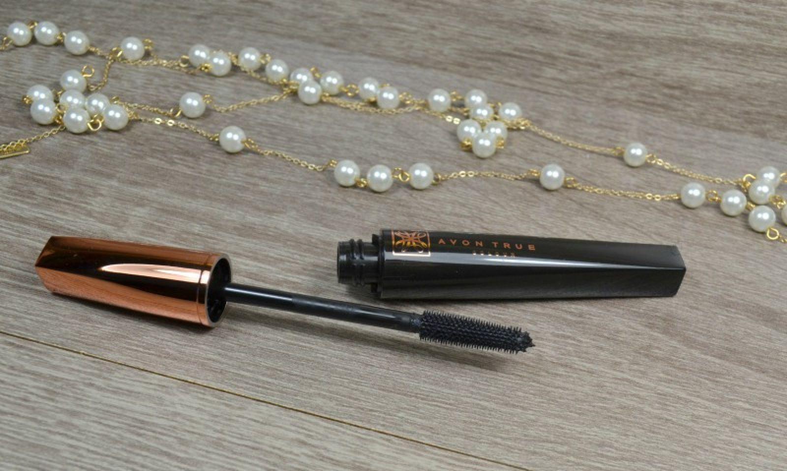 594ac57210c Avon True Colour Supreme Length Nourishing Mascara review via @beautybymissl