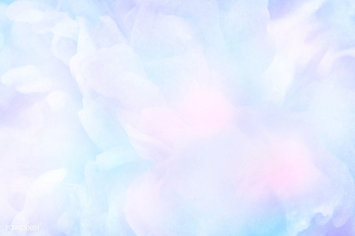 Vibrant Purple Watercolor Painting Background Free Image By