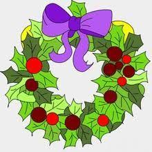 Resultado De Imagen Para Flores De Navidad Para Colorear E Imprimir Dibujos Navideños A Color Navidad Flor De Navidad