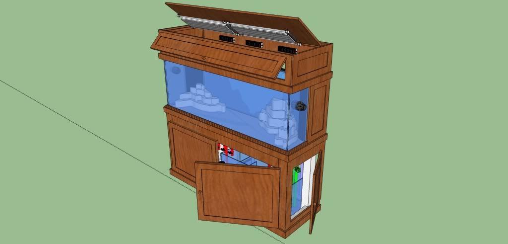 build 125 gallon aquarium stand - Google Search & build 125 gallon aquarium stand - Google Search | fish tank ...