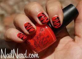 Resultado de imagen para diseños faciles para uñas con esmalte