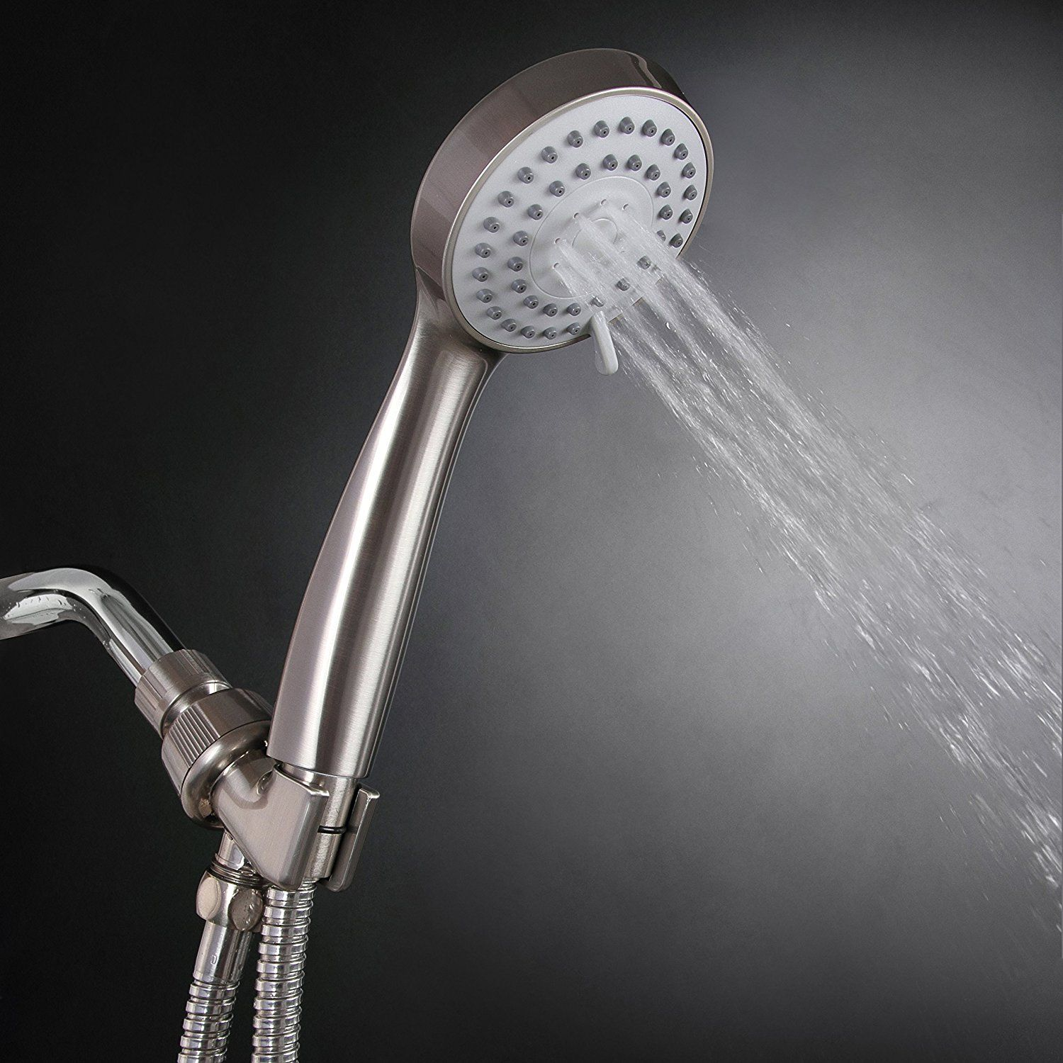 Amazon Com Kasuny High Pressure Handheld Shower Head Set Suit For
