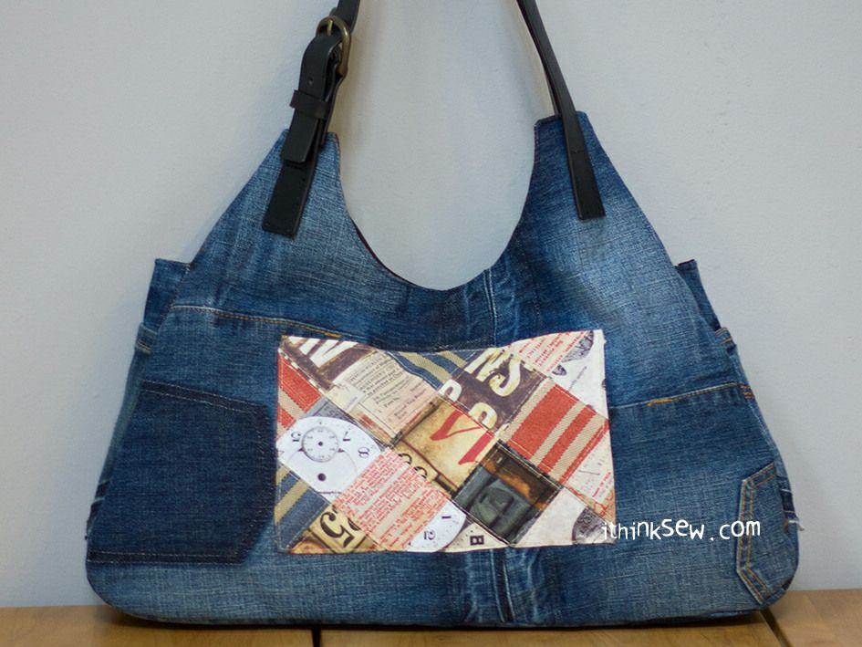 782 Melissa Quilted Bag PDF Pattern 50% Off!
