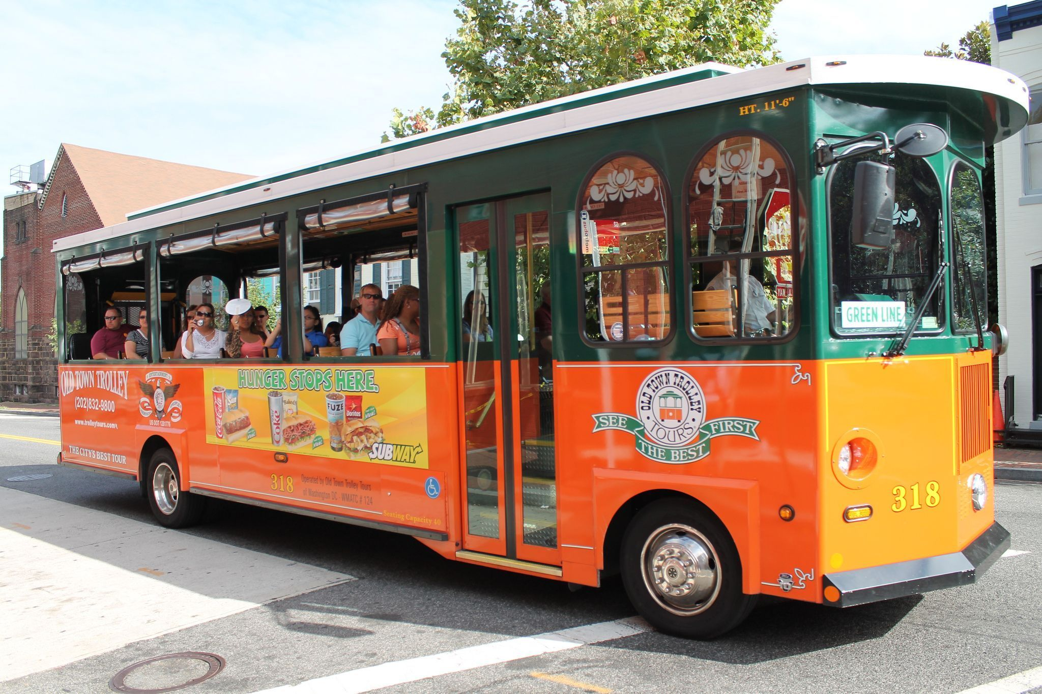 Old Town Trolley Tours, explore Washington, DC attractions at your own pace, See Old Town Trolley Tour Routes, prices, sightseeing tips and more.